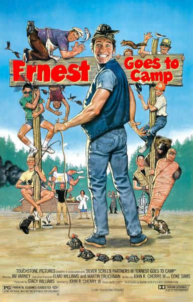 Ernest Goes to Cam